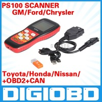 OBDII scanner Oxygen tool Updated online 5A Xtool warranted PS100