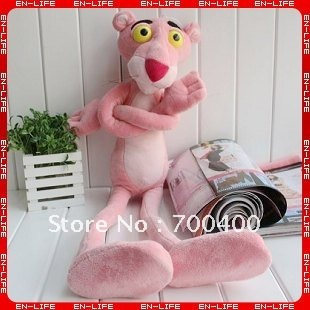 Original NICI Pink Panther 40-inch Plush Toys Children Dolls Christmas Presents Birthday Gifts 100CM LEOPARD Free Shipping