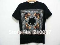 2012 new rottweiler KANYE WEST pattern of TEE mens tshirt