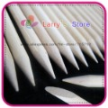 Free Shipping 100pcs Orange Wood Sticks Nail Art Care Salon Cuticle Pusher Remover Manicure Tool Wholesales