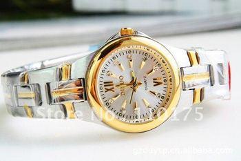 HOT 100% original HK DINUO Quartz watch ,Luxury fashin women's watch,waterproof  Luxury SAMPLE  free shipping