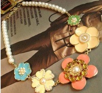 Free Shipping Factory Direct Wholesale Fashion Necklace Mixed Design,Stly Four Good Price