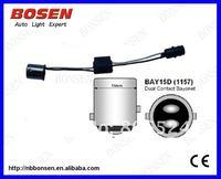 free shipping BAY15D 1157 Error free no warning no flicker  LED warning canceller