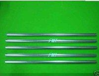 F00217-5 5pcs Aluminum Silver Tail boom,TREX 450 SE/V2 + Free shipping