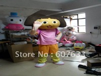 Fast shipping Costume Products Plush Cartoon Character Costume mascot Cartoon  Costume