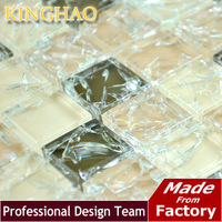 [KINGHAO]  [KINGHAO]Best Promotion Glass Mosaic Tile Art Puzzle Picture KAP011