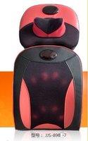Free shipping! heated massage pad massage neck, waist massage cushion