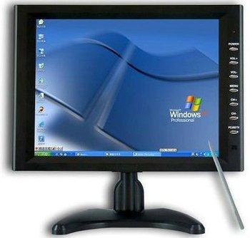 USB2.0 touch, VGA/AV,car PC display monitor Cheap10.4'' TFT LCD touchscreen monitor
