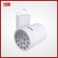 18W LED Track Light,  Flood Light, DC85-265V, 18*1W[Housing Lighting]