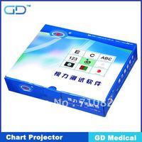 hot sale  GCV-10 vision testing software
