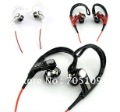 Cheap Hot items Ear Hooks headphone, Portable headset, Mini sport headphoe, with mic, in box Packaging (3 colors available)
