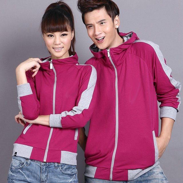 wholesale free shipping cheap mens&womens sportswear,discount couples designer sweatshirts, cheap mens sweater(China (Mainland))