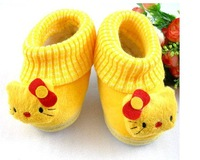 Baby Boys Gilrs cotton walker shoes Winter boot children boots 0809