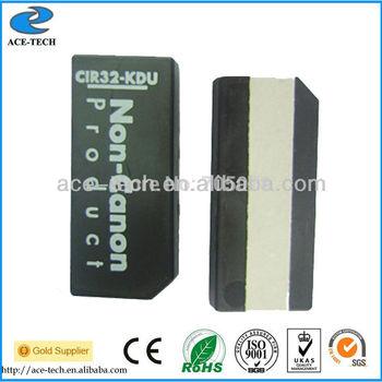 Compatible color toner reset chip for Canon IR C3200(GPR-11) laser printer refill cartridge IR C3220