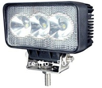 Super bright New  Arrival 9-32V 9W tractor off-road LED work light,working lamp,Fog light kit,Free shipping