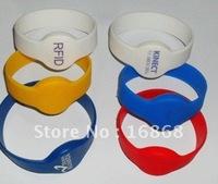 EM4200 RFID Silicon Wristbands