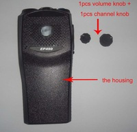 Brand new front case Housing cover for motorola EP-450 radio