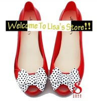 free shipping/Autumn and Summer new design/contracted shoes/sweet jelly shoes/plastic fish