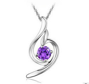 2015 Pendants For Jewelry Making 925 Pendant Necklaces Wholesale Gently Beautiful Angel Behind Smooth Solid D8506 D8507 D8529