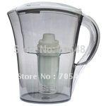 free shipping 1 piece per lot 2L volume alkaline water jug,alkaline water pitcher,water filter jug pitcher ,nano energy pitcher