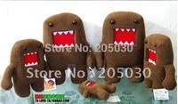 Domo Kun Plush doll 18CM SIZE original doll stuffed toy 10pcs/lot free shipping