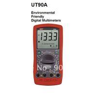Frequency & Battery Tester Meter UT90A Auto Ranging Handheld Envionmental Friendly LCD Digital Multimeter