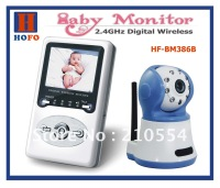 "Baby monitor,Night vision,2.5""LCD,digital signal,support zoom,interphone function,2-way speak,wireless kits"