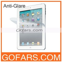 Anti Glare Screen Protector for The New iPad 3 iPad 2 without Retail Package,100pcs/Lot,Free Shipping