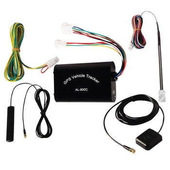 Free shipping! DISCOUNT! real time online GPS Tracker AL-900C with using free software