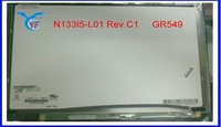 Hot Sales 12.1'' laptop LED Screen GR549 for N133I5-L01 Rev.C1 apply to XPS M1330 LED wholesale & retail