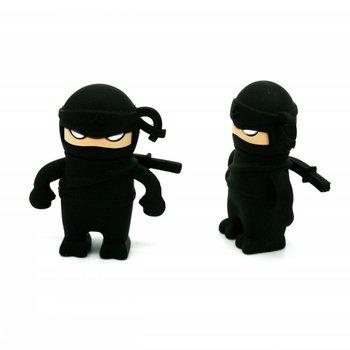 Ninja shape style usb flash memory drive 4GB 8GB 16GB 32GB free shipping 3 colors 1 year Warranty