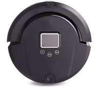 robot vacuum cleaner touch screen, deluxe design, long working time