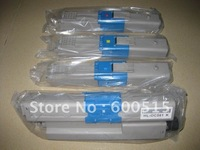 HOT Selling !! Remanufactured OKI C310/330/510/530 /OKI 310 ,OKI 510, OKI 330 ,OKI 530 Color toner Cartridge with Chip  4pcs/Lot