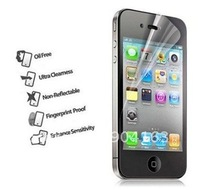 free shipping screen protector for iphone 4G 100pcs/lot