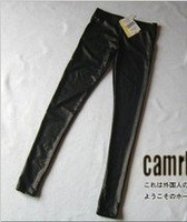 Free shipping New sale! I Q shop/ legging ber*hka bsk  matt black leggings/crack/snake pants!pencil jean