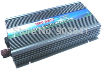 1000w grid tie inverter,strong MPPT function,grid connect inverter,hybrid on grid inverter,low price,high quality,free shipping