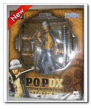 Free Shipping ONE PIECE 23CM POP DX One Piece Trafalgar Law Anime ACTION FIGURE - Wholesale Toys PVC Figures
