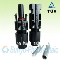 2014 the best China MC4 solar pv connector  SABIC GE PPO 40 pairs of photovoltaic connector