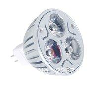 12V 3W MR16/GU5.3/GU10 EPILEDS White LED Light Led Lamp Bulb Spotlight Spot Light Free Shipping