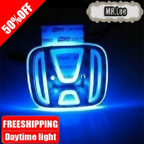 Free shipping accord LED background light after the car lights decorative lights LED standard of vehicle lamp(China (Mainland))