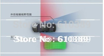Free Shipping Auto, Car or Truck Blind Spot  Blis Distance Detection System ISO 9001