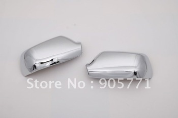 High Quality Chrome Mirror Cover for Mazda 2 / Demio 02-07 free shipping