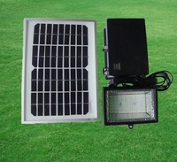 Free shipping outdoor  led solar wall  decoration  flood light