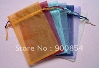 Free Shipping !!! 20 x 30cm Large ( BZD #022) Organza Jewelry gift Pouch Bags