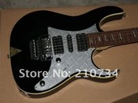 Wholesale -NEW  77V black best-selling electric guitar in stock