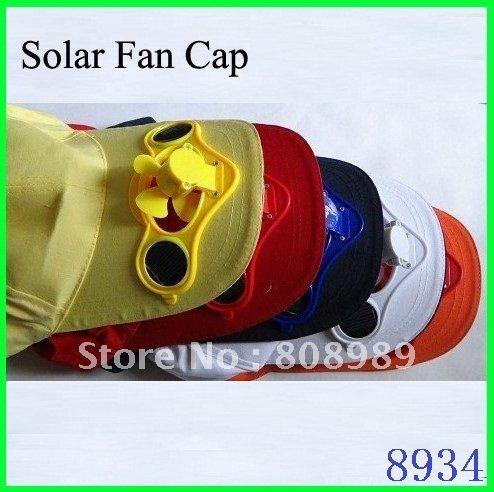 Solar Cooling Fan Solar Cooling Fan Cap Solar