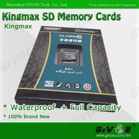 Full Capacity Micro SD Card 16GB/32GB/64GB/4GB/8GB Class 10 Kingmax Brand High Speed Adapter Supports Waterproof #2111