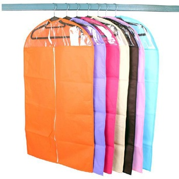 Min Order $20 (mixed order) Retail Multi Color Non-woven Thicken Transparent Coat Dust-proof Covers  (KA-24)