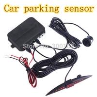 LED display Car parking sensor with 4 sensors sound alert