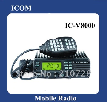2012 Newest VHF mobile vehicle radio IC-V8000